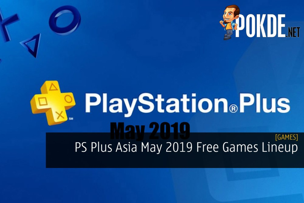 PS Plus Asia May 2019 Free Games Lineup 22