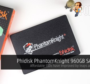 Phidisk PhantomKnight 960GB SATA SSD review — affordable SSDs have improved by leaps and bounds! 26