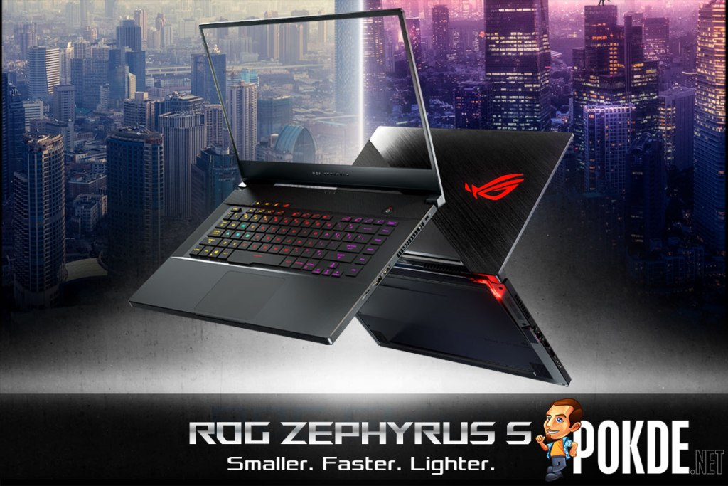 All-new ROG Zephyrus family now available with 9th Generation Intel Core processors 34