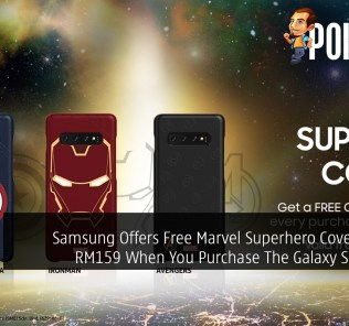 Samsung Offers Free Marvel Superhero Covers Worth RM159 When You Purchase The Galaxy S10 Series 34