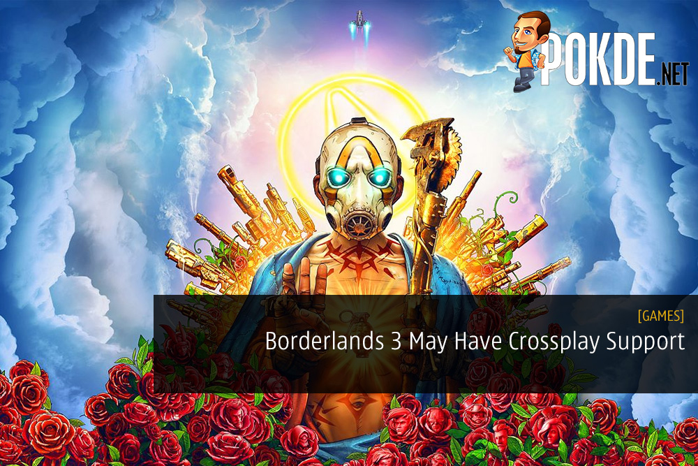 Borderlands 3 May Have Crossplay Support for PS4, Xbox One, and PC