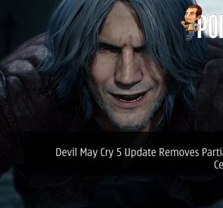 Devil May Cry 5 Update Removes Partial Nudity Censorship