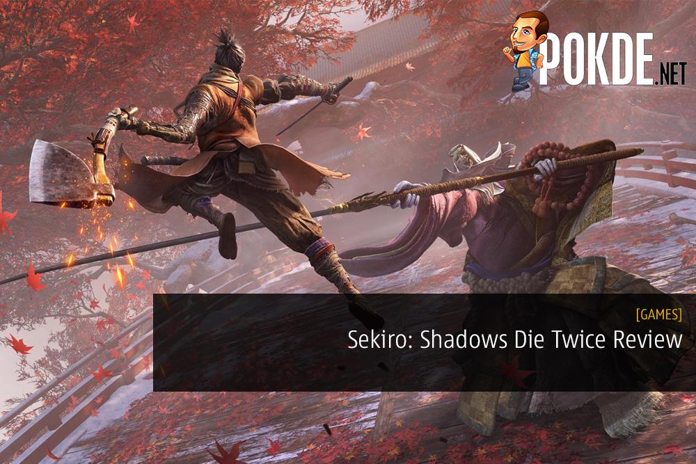 Sekiro shadows die twice recensione