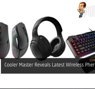 [Computex 2019] Cooler Master Reveals Latest Wireless Pheripherals 36