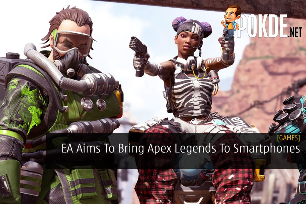 EA Aims To Bring Apex Legends To Smartphones 18