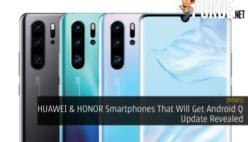 HUAWEI will continue supporting all existing HUAWEI and