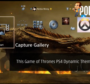 This Game of Thrones PS4 Dynamic Theme is FREE