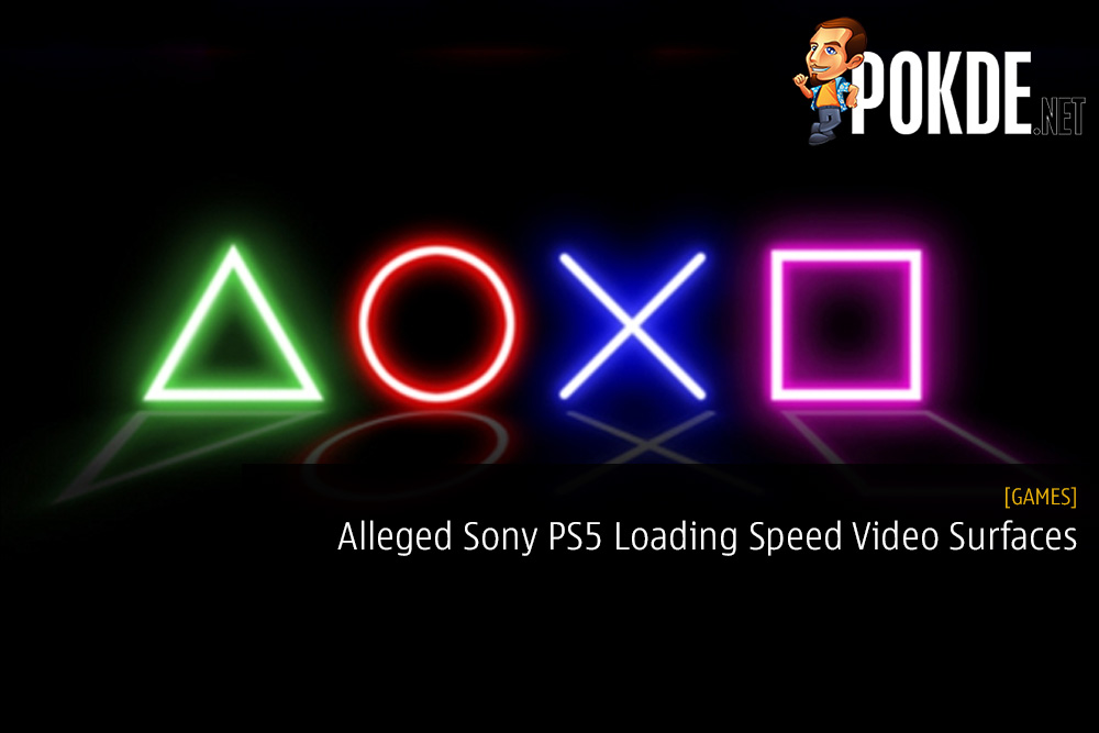 Alleged Sony PlayStation 5 Loading Speed Video Surfaces Online