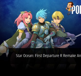 Star Ocean: First Departure R Remake Announced