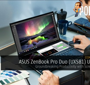 [Computex 2019] ASUS ZenBook Pro Duo (UX581) Unveiled – Groundbreaking Productivity with ScreenPad Plus 34