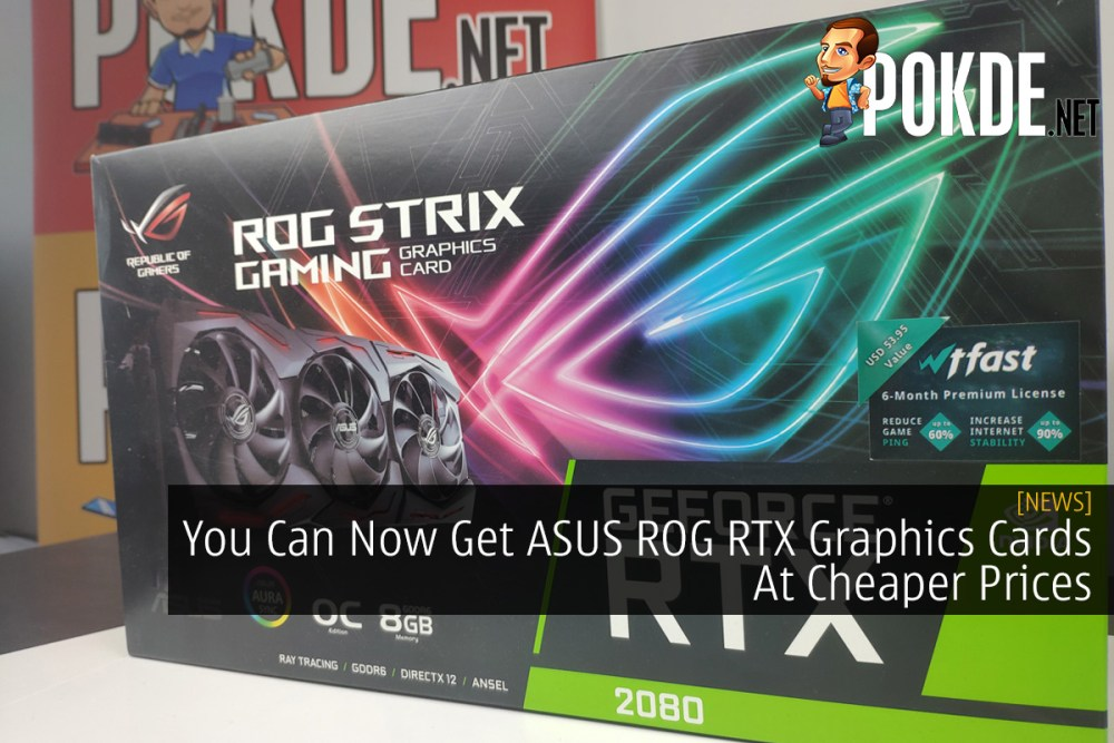 You Can Now Get ASUS ROG RTX Graphics Cards At Cheaper Prices 34