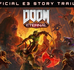 [E3 2019] Doom Eternal Gets Gameplay Trailer and Release Date