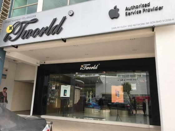 iTWorld Apple Premium Service Provider, PJ