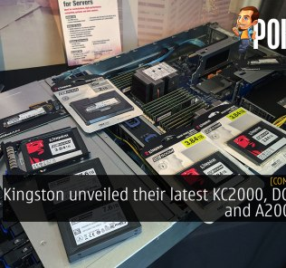 [Computex 2019] Kingston unveiled their latest KC2000, DC1000M and A2000 SSDs 28