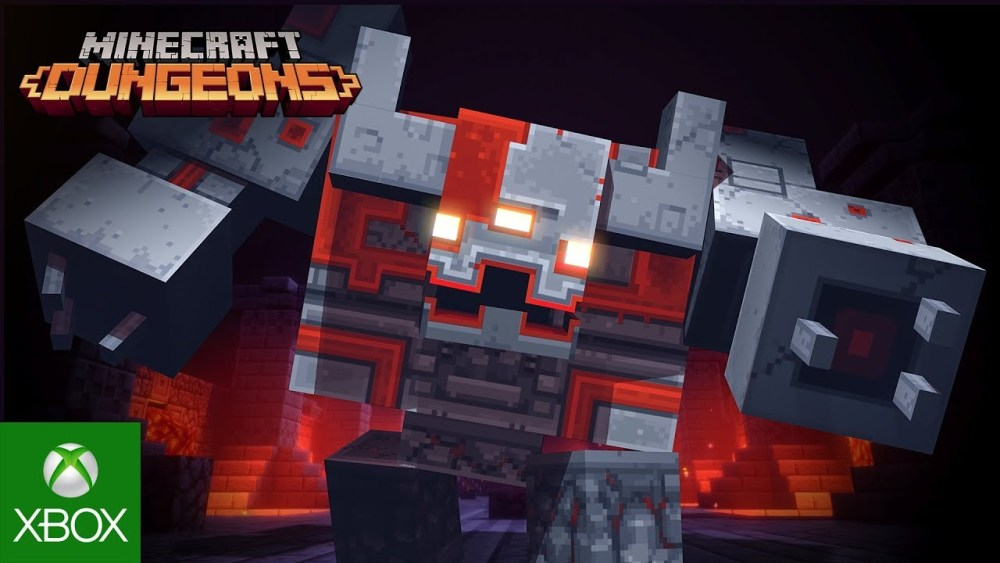 E3 2019] Minecraft Dungeons Gets Gameplay Trailer and