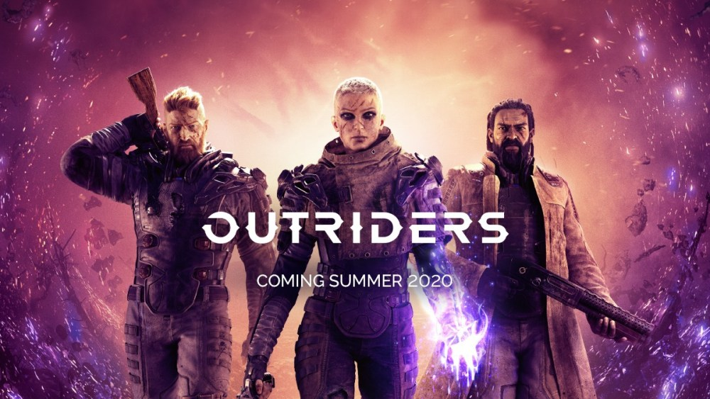 [E3 2019] New Sci-fi Shooter Outriders Unveiled