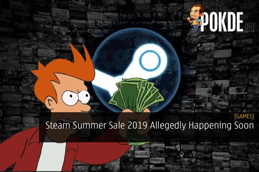 Steam Summer Sale 2019 Allegedly Happening Very Soon