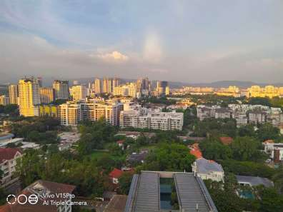vivo V15 Pro HDR Landscape