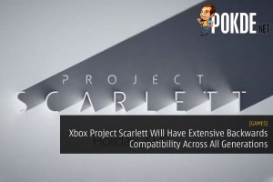 Xbox Project Scarlett Will Have Extensive Backwards Compatibility Across All Generations