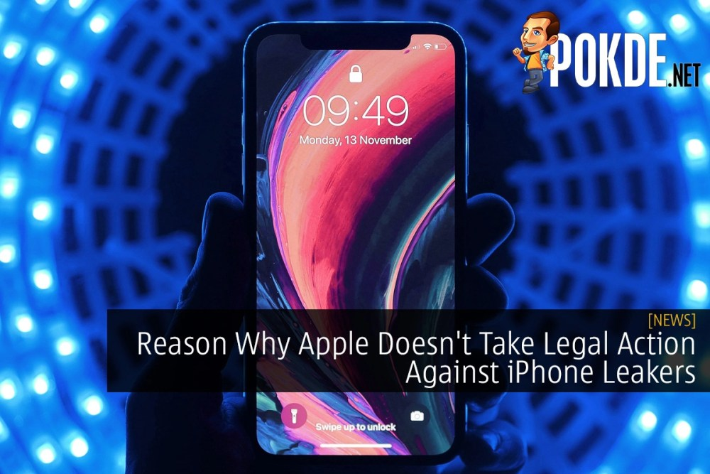 Reason Why Apple Doesn't Take Legal Action Against iPhone Leakers 27