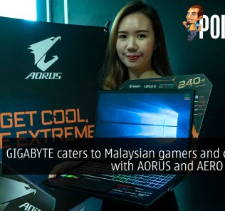 GIGABYTE caters to Malaysian gamers and creators with AORUS and AERO laptops 21