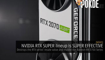 More leaks of the NVIDIA GeForce RTX SUPER lineup surface