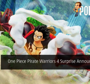 One Piece Pirate Warriors 4 Surprise Announcement