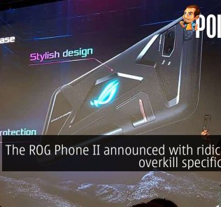The ROG Phone II announced with ridiculously overkill specifications! 31