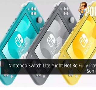 Nintendo Switch Lite Might Not Be Fully Playable for Some Games