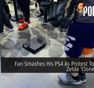 Fan Smashes His PS4 As Protest To Sony's Zelda 'Clone' Game 32