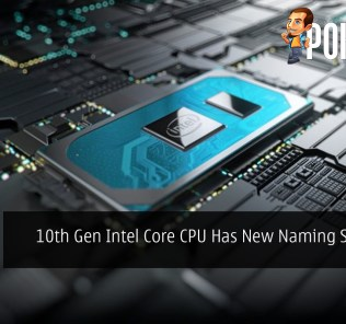 10th Gen Intel Core CPU Has New Naming Structure