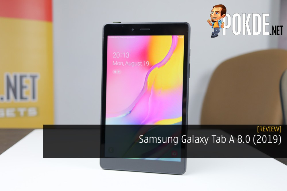 Samsung Galaxy Tab A 8 0 (2019) Review - Swipe Left On This