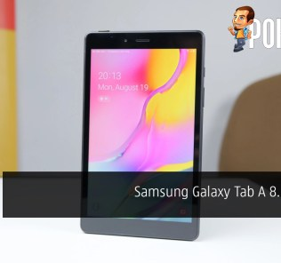 Samsung Galaxy Tab A 8.0 (2019) Review