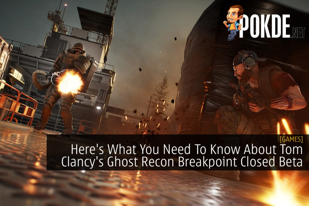 Here's What You Need To Know About Tom Clancy's Ghost Recon Breakpoint Closed Beta 23