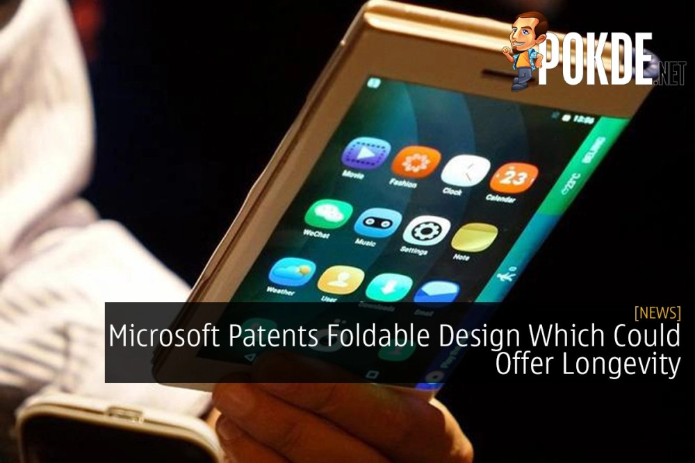 Microsoft Patents Foldable Design Which Could Offer Longevity 17