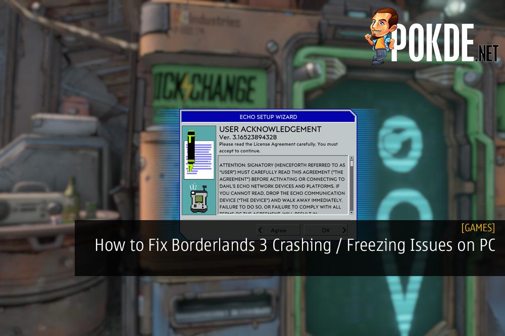 How to Fix Borderlands 3 Crashing / Freezing Issues on PC