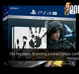 PS4 Pro Death Stranding Limited Edition Confirmed for Malaysia Release