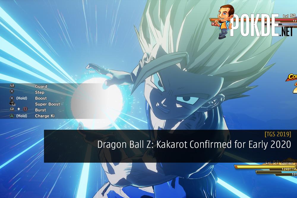 [TGS 2019] Dragon Ball Z: Kakarot Confirmed for Early 2020
