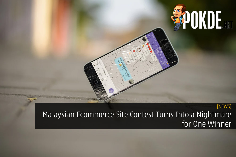 Malaysian Ecommerce Site Contest Turns Into a Nightmare for One Winner 31