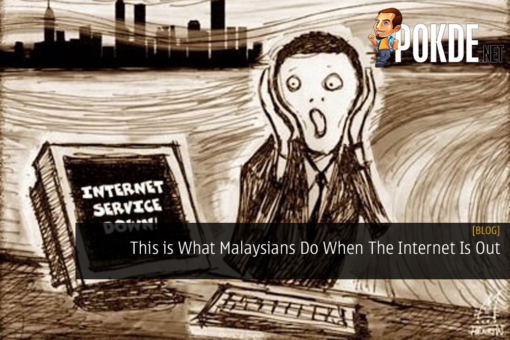 This is What Malaysians Do When The Internet Is Out 25