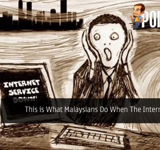 This is What Malaysians Do When The Internet Is Out 34