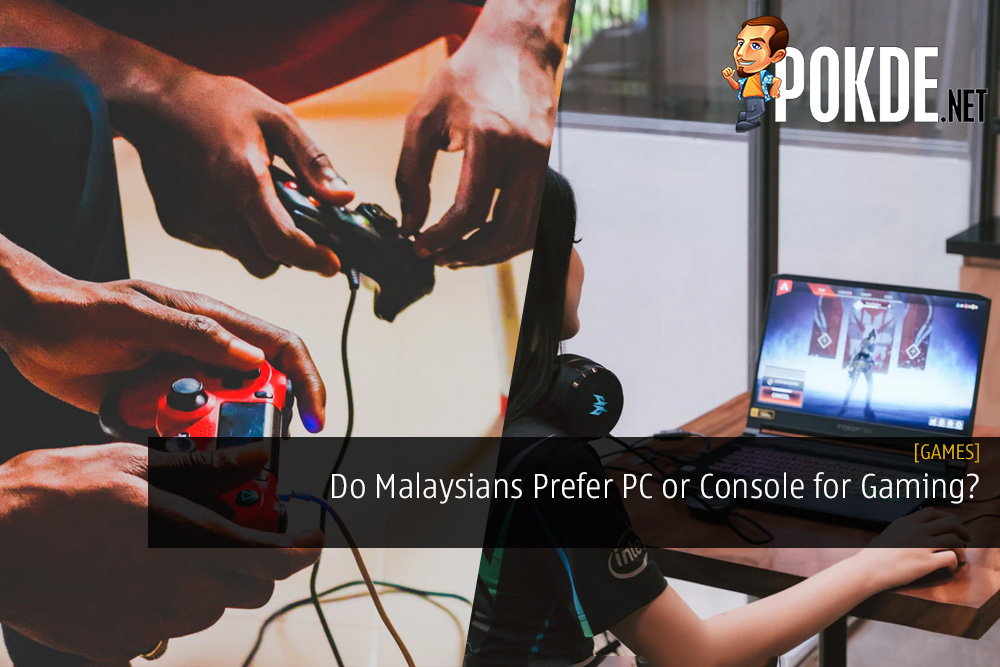 Do Malaysians Prefer PC or Console for Gaming?