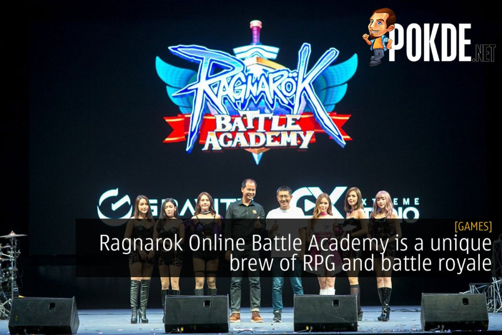 Ragnarok Online Battle Academy is a unique brew of RPG and
