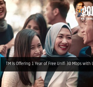 TM is Offering 1 Year of Free Unifi 30 Mbps with Unlimited Quota