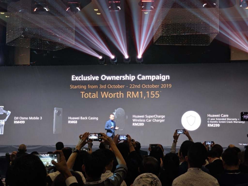 HUAWEI Mate 30 series launched in Malaysia 31