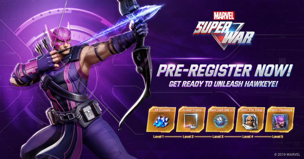 Marvel Super War MOBA Game Pre-Registration Now Open for Android and iOS 29