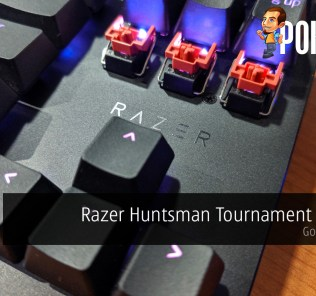 Razer Huntsman Tournament Edition Review — Gotta Go Fast! 31