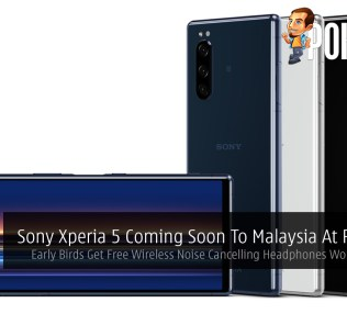 Sony Xperia 5 Coming Soon To Malaysia At RM3,399 — Early Birds Get Free Wireless Noise Cancelling Headphones Worth RM1,159 20