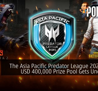 The Asia Pacific Predator League 2020 With USD 400,000 Prize Pool Gets Underway 21