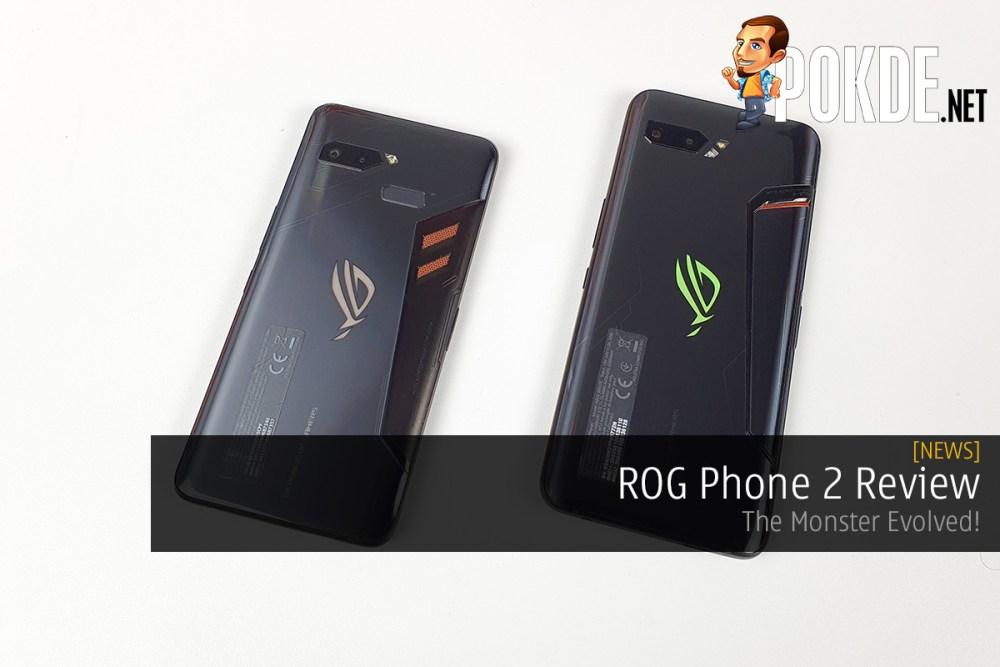 rog phone 2 review